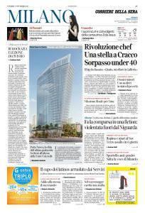 Corriere della Sera Milano - 17 Novembre 2017