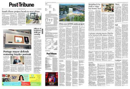 Post-Tribune – October 08, 2019