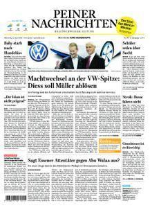 Peiner Nachrichten - 11. April 2018