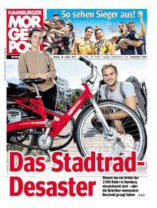 Hamburger Morgenpost - 28. August 2017