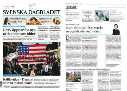 Svenska Dagbladet – 19 januari 2018