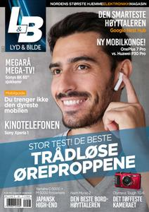 Lyd & Bilde - august 2019