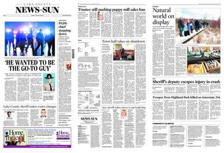 Lake County News-Sun – January 14, 2019