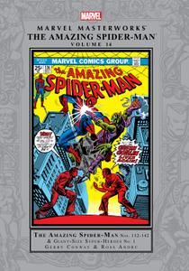 Marvel Masterworks The Amazing Spider Man v14 2015 Digital F TLK EMPIRE HD