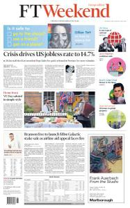Financial Times Europe - May 9, 2020