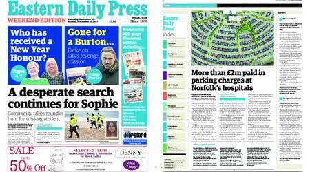 Eastern Daily Press – December 30, 2017