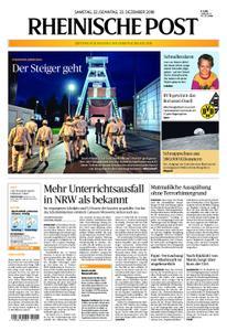 Rheinische Post – 22. Dezember 2018