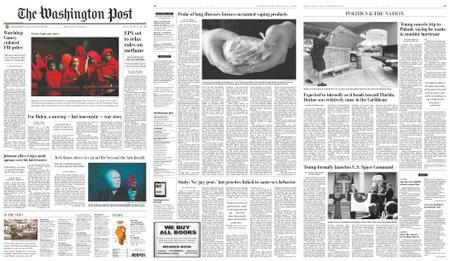 The Washington Post – August 30, 2019
