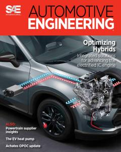 Automotive Engineering - April 2021