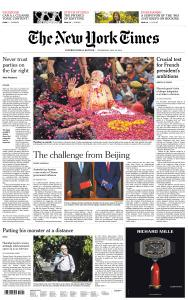 International New York Times - 22 May 2019