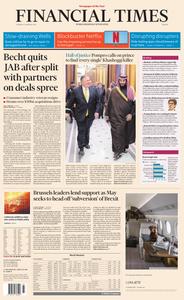 Financial Times Europe – 15 January 2019