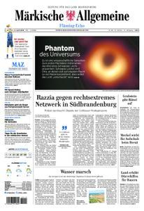 Märkische Allgemeine Fläming Echo - 11. April 2019