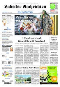 Lübecker Nachrichten Bad Schwartau - 14. Juli 2019