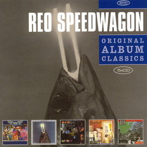 REO Speedwagon - Original Album Classics (2011) [5CD Box Set] RE-UP