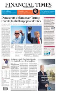 Financial Times Middle East - November 3, 2020