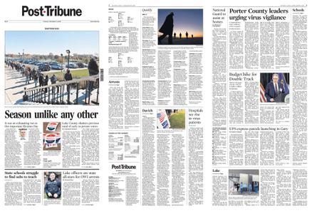 Post-Tribune – November 03, 2020