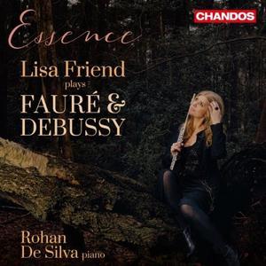Rohan De Silva & Lisa Friend - Essence (2019)