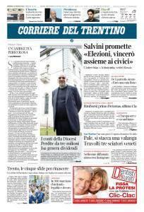 Corriere del Trentino - 27 Maggio 2018