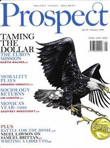 Prospect Magazine - January 1999
