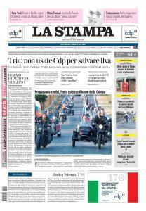 La Stampa Torino Provincia e Canavese - 20 Novembre 2019