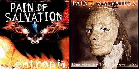 Pain Of Salvation - 2 Studio Albums (1997-1998) [Japanese Editions]