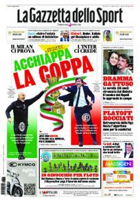 La Gazzetta dello Sport Roma – 03 giugno 2020