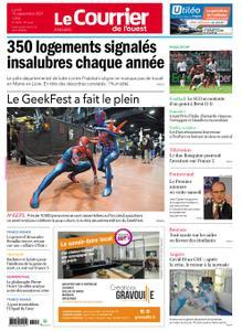 Le Courrier de l'Ouest Angers – 13 septembre 2021