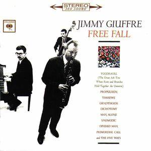 Jimmy Giuffre - Free Fall (1962) {1998 Legacy Columbia} **[RE-UP]**
