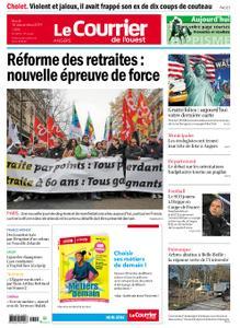 Le Courrier de l'Ouest Angers – 10 décembre 2019