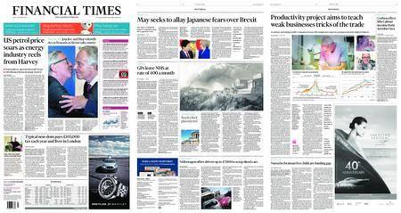 Financial Times UK – September 01, 2017