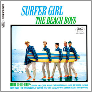 The Beach Boys - Surfer Girl (1963/2015) [Official Digital Download 24-bit/192 kHz]