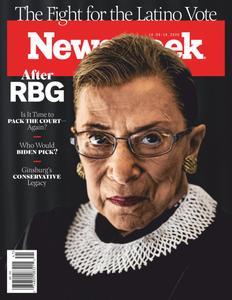 Newsweek USA - October 09, 2020