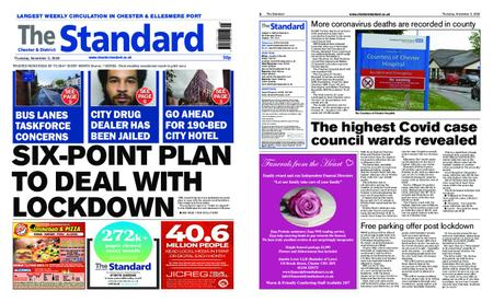 The Standard Chester & District – November 05, 2020