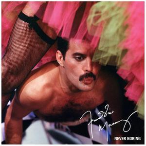 Freddie Mercury - Never Boring (2019) [5-Disc Box Set]
