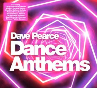 VA - Dave Pearce Dance Anthems (3CD, 2018)