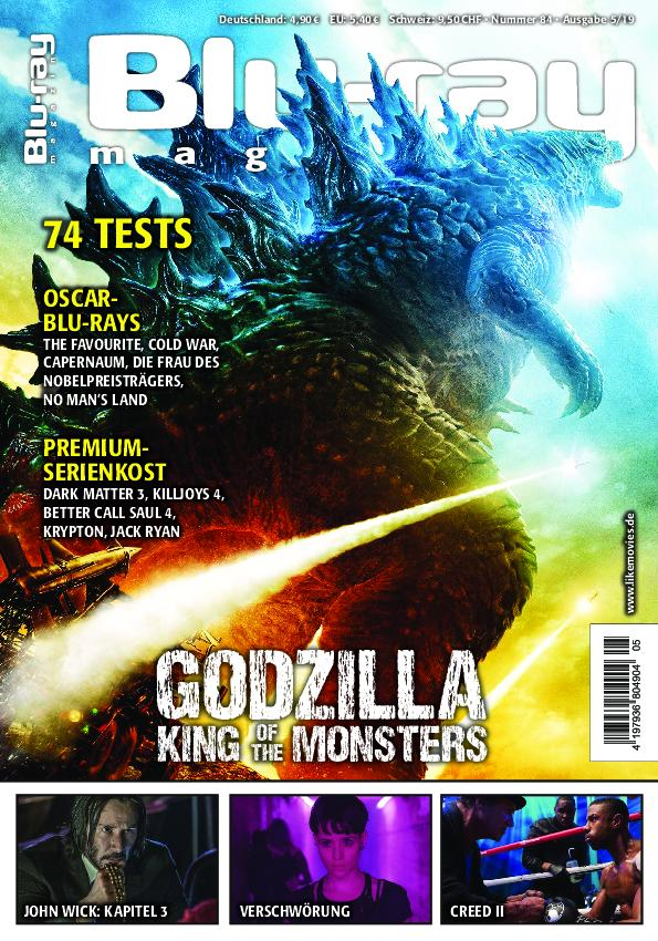 Blu-ray Magazin – Mai 2019