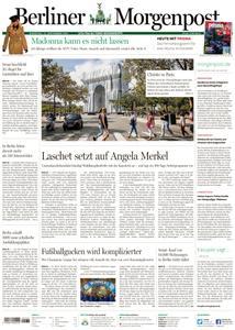 Berliner Morgenpost - 14 September 2021