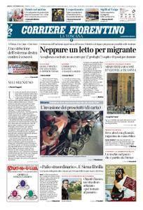 Corriere Fiorentino La Toscana – 01 settembre 2018