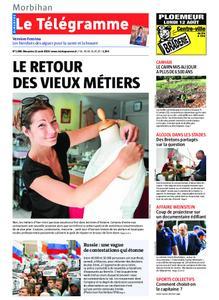 Le Télégramme Auray – 11 août 2019