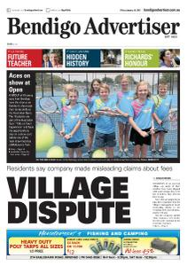 Bendigo Advertiser - January 18, 2019