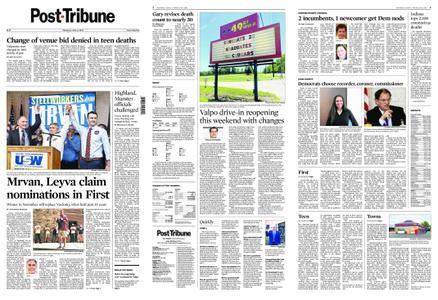 Post-Tribune – June 04, 2020