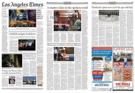 Los Angeles Times – August 01, 2020