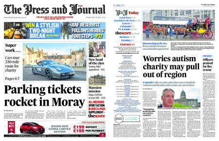 The Press and Journal Moray – March 26, 2018