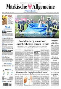 Märkische Allgemeine Prignitz Kurier - 25. März 2019