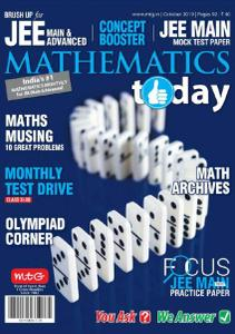 Mathematics Today - October 2019