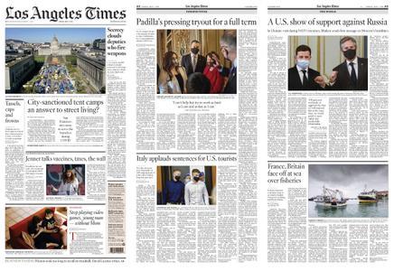 Los Angeles Times – May 07, 2021
