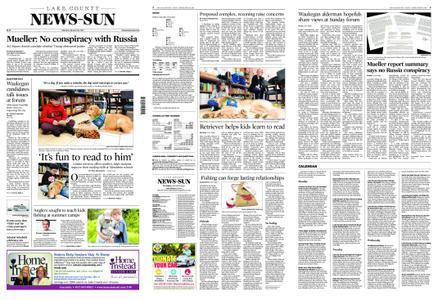 Lake County News-Sun – March 25, 2019