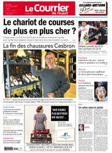 Le Courrier de l'Ouest Cholet – 16 octobre 2021