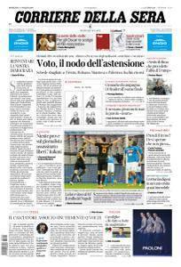 Corriere della Sera - 4 Marzo 2018