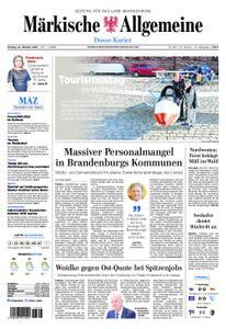 Märkische Allgemeine Dosse Kurier - 22. Oktober 2018